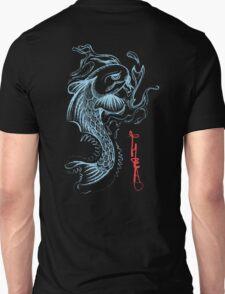 Koi Digital Brush Painting Unisex T-Shirt