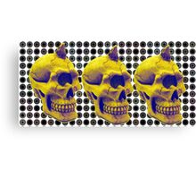 Cyclops and Eyes Canvas Print