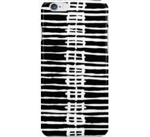 Brush Squares iPhone Case/Skin