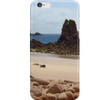 Beauport Beach, Jersey iPhone Case/Skin