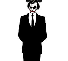 ANONYMOUS MICKEY JOKER by FuckYouBoy