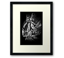 Chief Thundercloud Framed Print