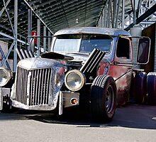 1940 Ford 'Felony Conviction' Rat Pickup by DaveKoontz