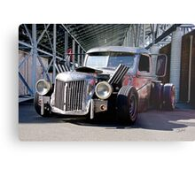 1940 Ford 'Felony Conviction' Rat Pickup Metal Print
