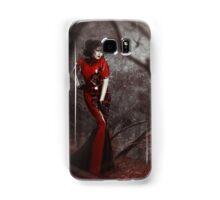 Red Widow Samsung Galaxy Case/Skin