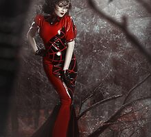 Red Widow by LaEsmeralda