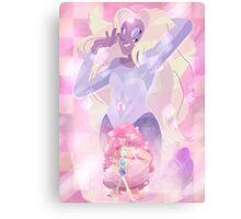 Dance fusion Canvas Print