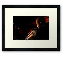 Andrew Davis Framed Print