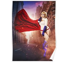 Power Girl Poster