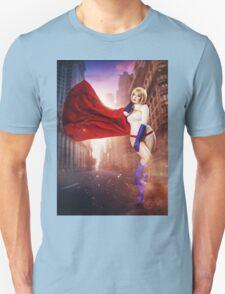 Power Girl Unisex T-Shirt