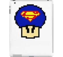 SuperShroom Power-UP! iPad Case/Skin