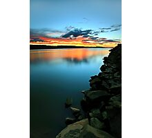 """Rocky ~ Foreshore"" Photographic Print"