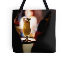 Cocktail Glass Tote Bag