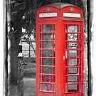 Heritage Trail No1: Red Telephone Box by DonDavisUK