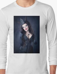 Dark Queen Long Sleeve T-Shirt