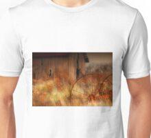 """ Silence is Rusty Conversation "" Unisex T-Shirt"