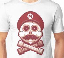 DEAD EYED PLUMBER Unisex T-Shirt