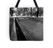 Tracks Tote Bag