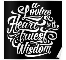 A Loving Heart Poster