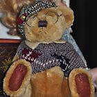 Near sighted teddy by mltrue