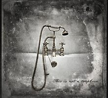 This is not a telephone by Laurent Hunziker