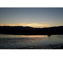 Evening Stillness Photographic Print