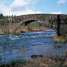 Bridge of Orchy by derekwallace