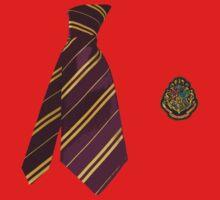 Potter Uniform One Piece - Short Sleeve