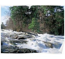 The Falls of Dochart Poster