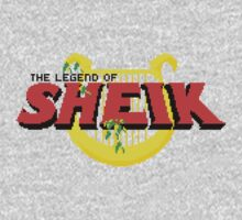 The Legend of Sheik One Piece - Long Sleeve