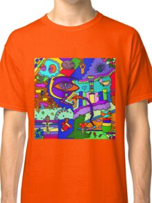 Abstract 19 Classic T-Shirt