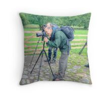 Our Day Out 1...(the fun starts) Throw Pillow