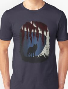 The wolf and the weirwood T-Shirt