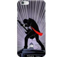 Doctor Who: Shredding Through Time iPhone Case/Skin