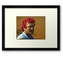 THIS IS FOR YOU CUDDA! Framed Print