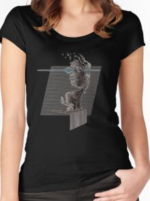 MACINTOSH サイバー³ Women's Fitted Scoop T-Shirt