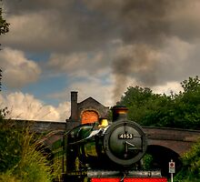 GWR on the GCR by Aggpup