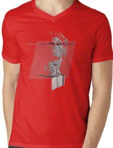 MACINTOSH サイバー² Mens V-Neck T-Shirt