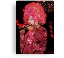 East Side Drag Queen Canvas Print