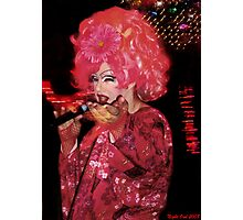 East Side Drag Queen Photographic Print