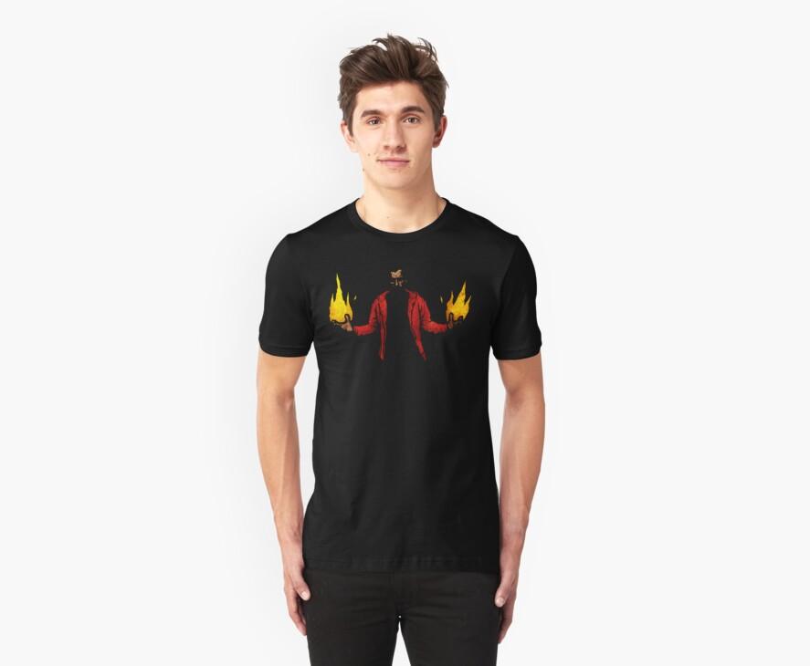 Hellfire by matthewdunnart