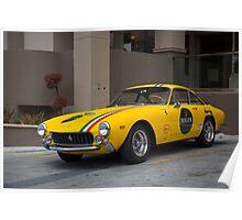 Ferrari 250 Lusso Poster