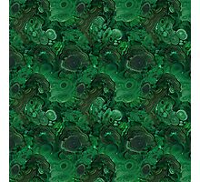 Malachite Photographic Print