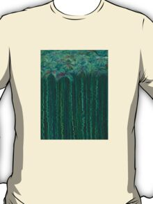 Tufts on Stems in Water T-Shirt