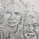 Shirley and William Bryant by Charles Ezra Ferrell