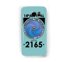 The Time Traveler's Conference 2165 Samsung Galaxy Case/Skin