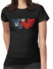 Texas Flying W Womens Fitted T-Shirt