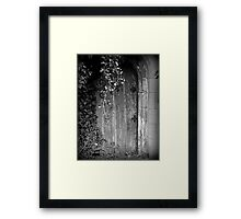 Once Upon A Time ©  Framed Print