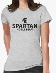 UNSC Spartan Training Shirt Womens Fitted T-Shirt