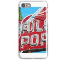 Trailer Port iPhone Case/Skin